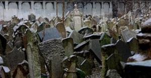 joodse begraafplaats praag